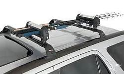 Thule 740 Delux rod/ski carrier. It was a gift that I