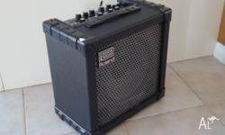 Guitar Amplifier AMP - Roland Cube-30X Very good