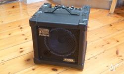Roland Bass Cube 20XL Combo Amp with manual Purchased