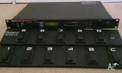 Roland GP 16 guitar processor ,over 128 amazing sounds
