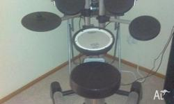 For Sale: Roland HD-1 V-Drums lite. Roland 240V Ground