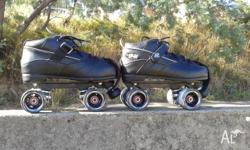 For sale are my GT-50 Rock Skates, they are barely used