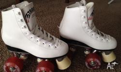 Roller skates Starfire Size 32 (girls 13). Very good