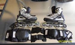 Soft Boot Rollerblades Model Composite shoe with shock