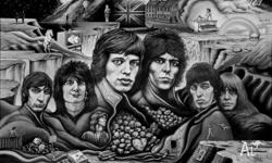 The Rolling Stones Was it only Rock n Roll? SongScape