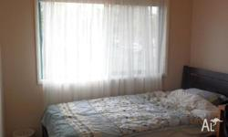 A furnished room is available for rent for $175/week