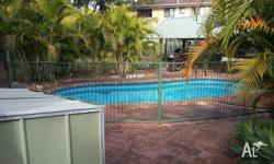 For rent is one room in a house in Springwood (located
