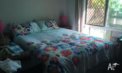 Housemate wanted to share 2 bedroom unit, in quiet area