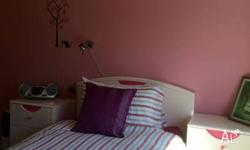We have 2 beautiful rooms available to share