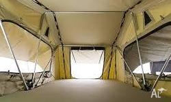 Roof Top Tent Quot Electric Quot Rooftop Camper Hard Shell Tent