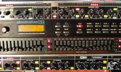 Ross Systems RX-15S dual-channel 15-band graphic EQ