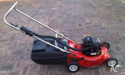 Rover rotary lawn mower in very good working order. It