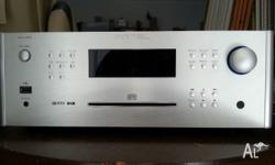 As new Rotel rcx 1500 receiver wth DAB+,FM and CD
