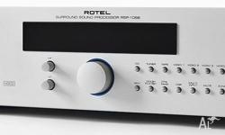 Rotel RSP- 1068 Surround Sound Processor It is Higher