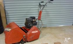 Rover Reel 45 Mower Starts easy every tme. Well used