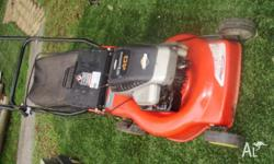 ROVER 4 STROKE LAWNMOWER VERY GOOD COND ,GOOD BLADES