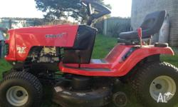 Rover Ride on lawn mower , 1,500$ Firm, new battery,