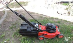 Rover Sprint Lawn Mower 375. Good condition. Starts