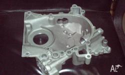 ROVER V8 HI VOLUME TIMING COVER WITH OIL PUMP $895.00