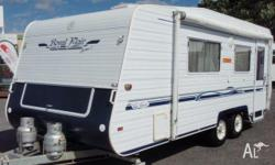 ROYAL FLAIR Van Royce Series II 2, 2002, White, Royal