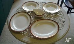 only 5 pieces left ,from Antique ,ROYAL IRONSTONE CHINA