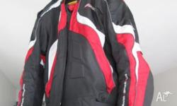 This amazing RST Razor jacket gives a perfect