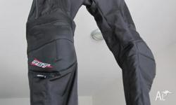 Great pants to ride and stay dry in winter and summer