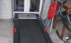 Running machine in excellent condition, with radio,