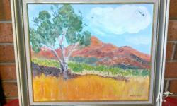 PRICE REDUCED!!!!!......a lovely country painting