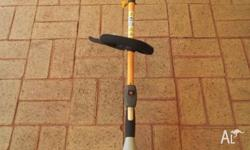 This Ryobi Petrol Line Trimmer has been engineered and