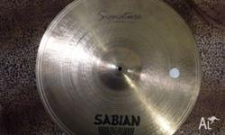 "Sabian 22"" Signature Series Liquid Ride; Chester"