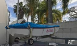 Sabot for sale in good condition. Great boat for
