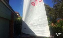 This Ply boat was fully refuebished 1 year ago and has