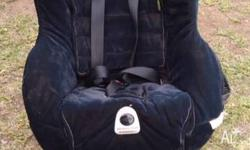 Safe-N-Sound Meridian AHR Convertible Child Car Seat.