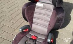 Safe n Sound Hi Liner SG A great chair for those kids