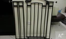 Safety First baby gates Extra Wide And Tall Black good