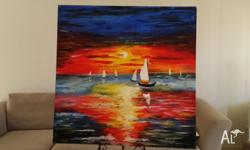 I Just finished Oil painting is open for sell now and