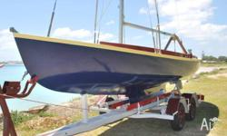 10 yrs old, Privately built & registered. Timber/strip