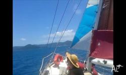 Looking for crew to sail for overnight reef trip on