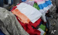 Assorted kids clothing for both boys and girls