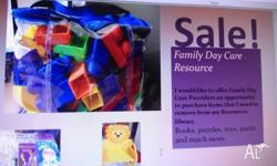 Sale! Family Day Care Resource I would like to offer