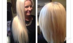 - Ombre & Balayage Hair Extensions - Fusion Wax Hair