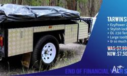 End of financial year sale now on! WAS:$7,999