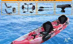 Limited Time Offer !!! $639 With Every Kayak Package