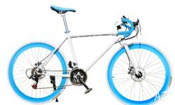 We're selling off 6 of our iCommute bikes at half