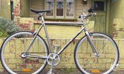 SAMSON CYCLES SHIMANO NEXUS INTERNAL 3 SPEED ROAD BIKE