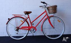 2013 6 SPEED VINTAGE LADIES BIKE SELLING ONLY FOR $249