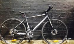 SAMSON CYCLES CLOUD-9.1 27 SPEED DISC HYBRID