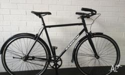 SAMSON CYCLES VINTAGE SINGLE SPEED BICYCLE SELLING FOR