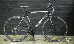 URBAN-7 15�16 21-Speed FLAT BAR ROAD BIKE Bike